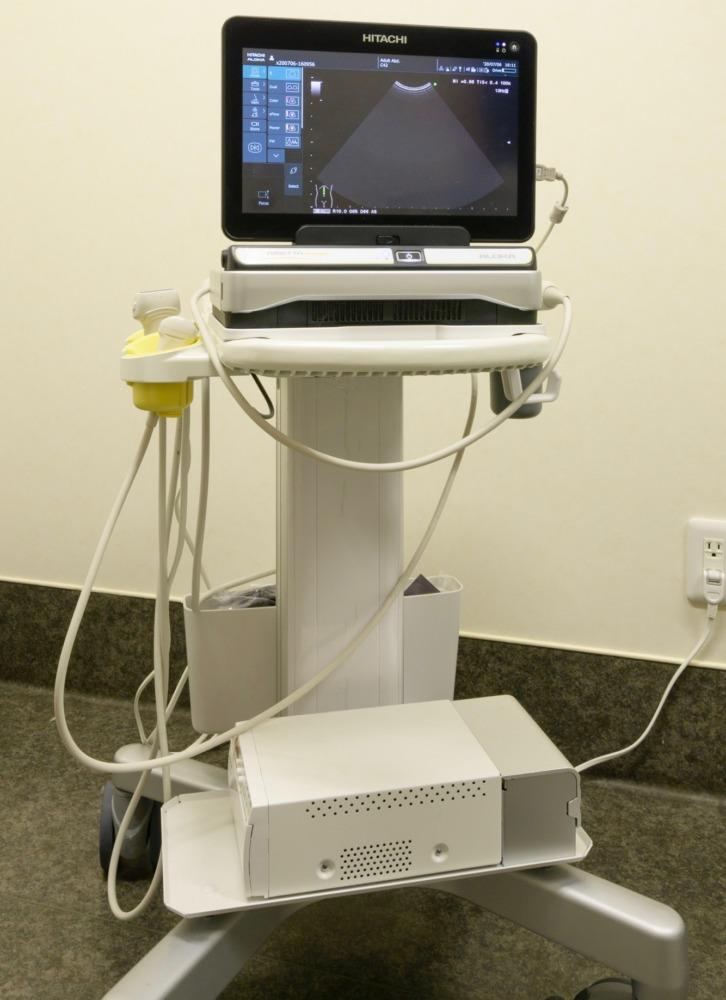 超音波検査装置(小型)